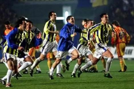 Galatasaray - Fenerbahçe arasında oynanan en gollü maç