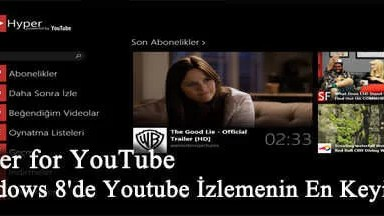 Hyper for YouTube Nedir