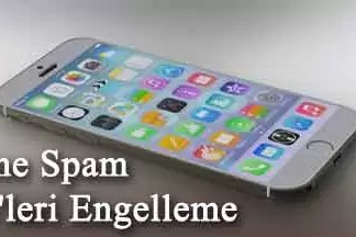 iPhone Spam SMS'leri Engelleme