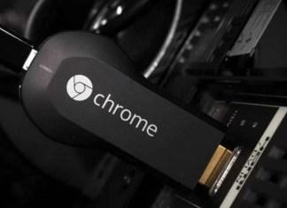 Chromecast Misafir Modu