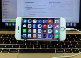 iOS cihazı iTunes'da Görünmüyor