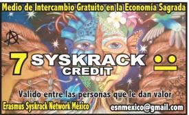 7 Syskrack Credit frente