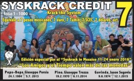 7 Syskrack Credit retro