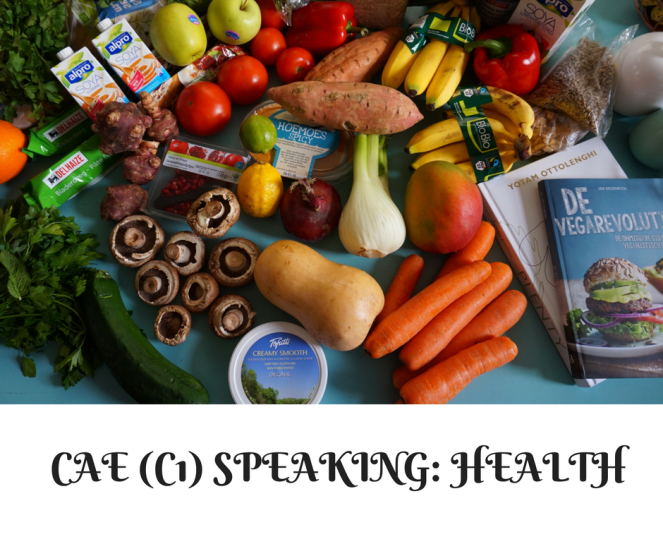CAE (C1) SPEAKING- HEALTH
