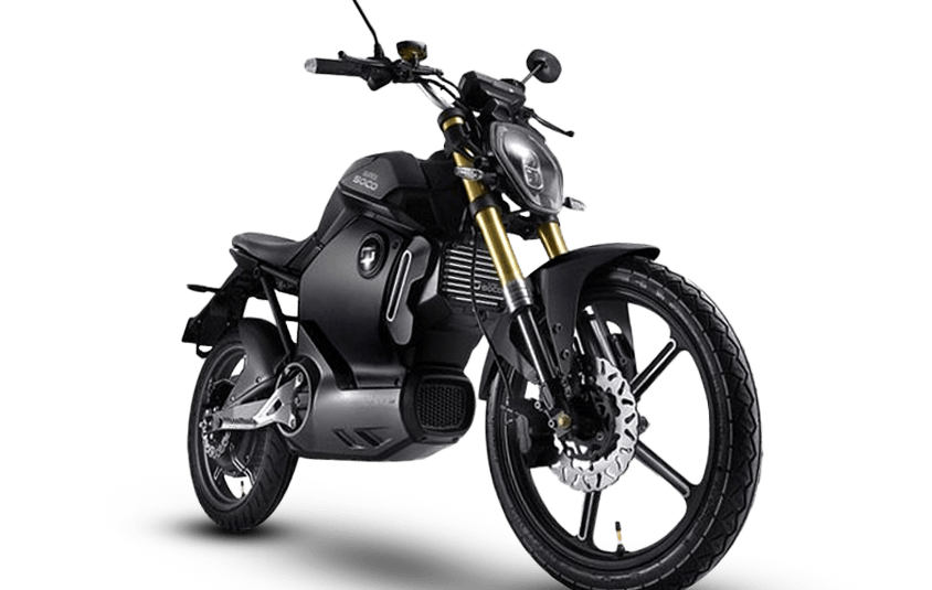 SUPER SOCO TSX – MOTOS ELÉCTRICAS