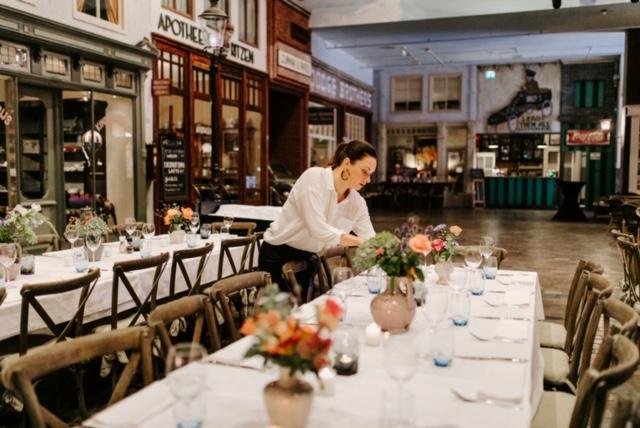 Very Special catering service in Den Amsterdam, Wassenaar InterCatering