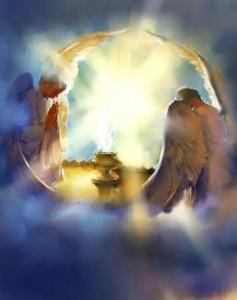 heavenly sanctuary cherub