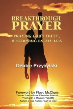 Breakthrough Prayer cover
