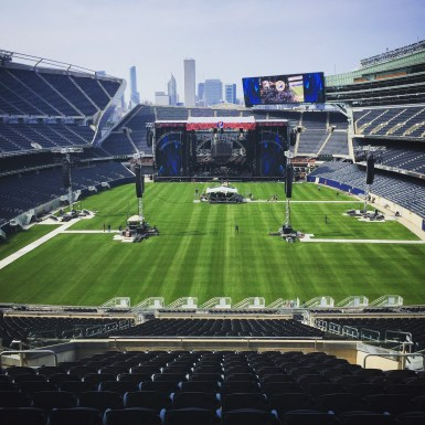 Soldier Field, July 2, 2015