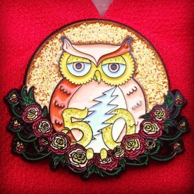 Little Hippie Fare Thee Well pins