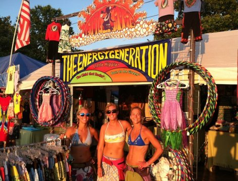 Little Hippie aka The Energy Generation at Vibes 2011