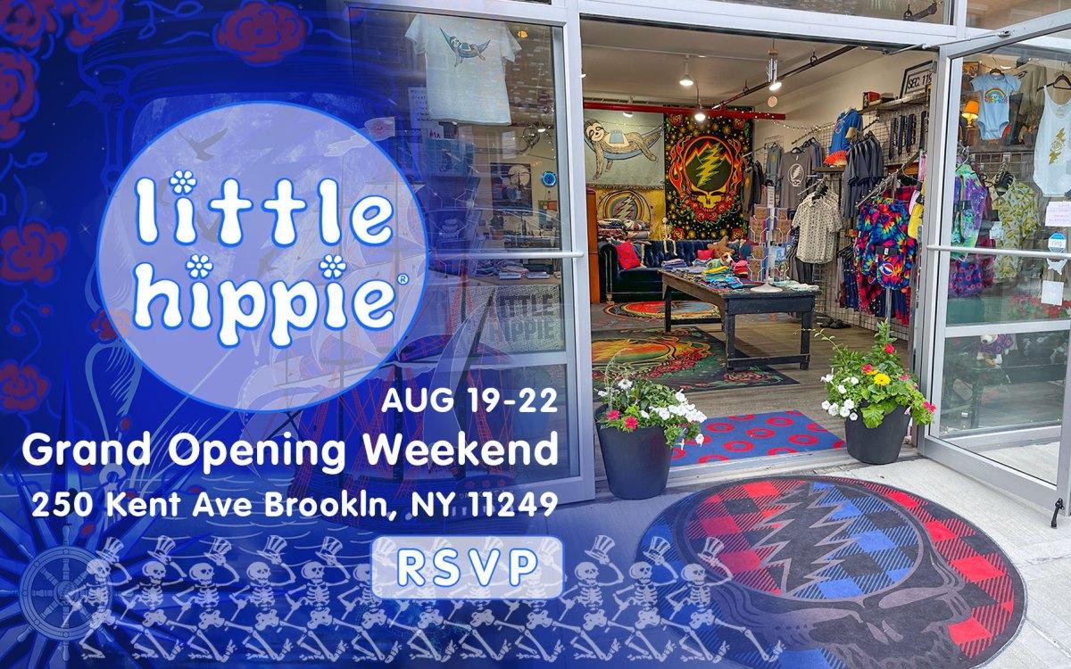 Grand Opening Weekend invite