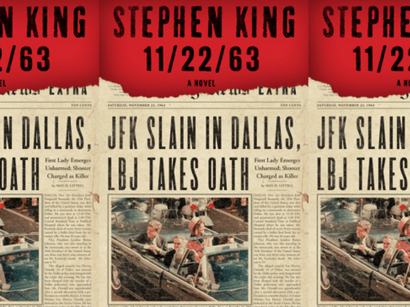 """Michael Joins the Cast of J.J. Abrams'  """"11/22/63"""" by Stephen King as Lee-Harvey Oswald's Brother"""