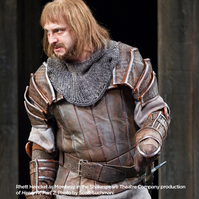 Henry IV Part 2 at Shakespeare Theatre Company, Washington, DC, directed by Michael Kahn