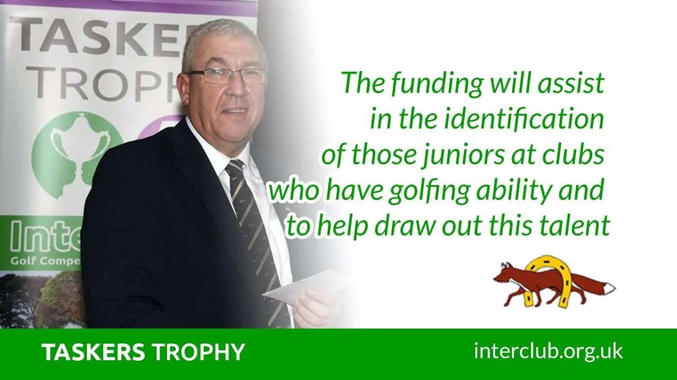 Helping Junior Talent win Leicestershire & Rutland