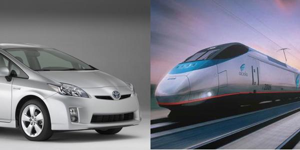 Cars vs Transit
