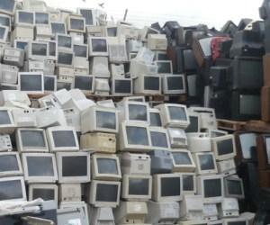 computer television waste