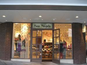storefront retail door