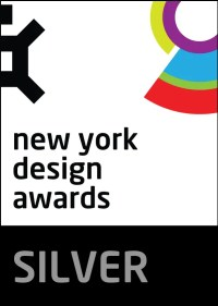 Driven by Design New York Design Awards, Silver