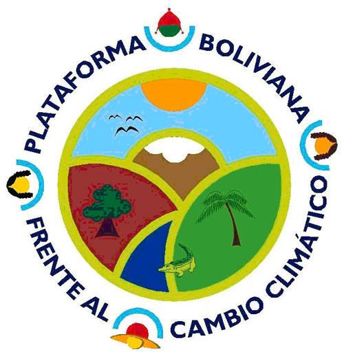 Bolivian Climate Change Platform logo