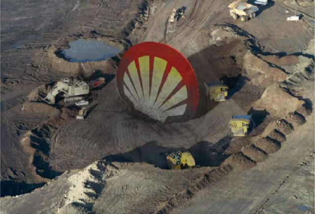 "Graphic from ""Shell Risking Ruin"" report by IEN and ACFN"