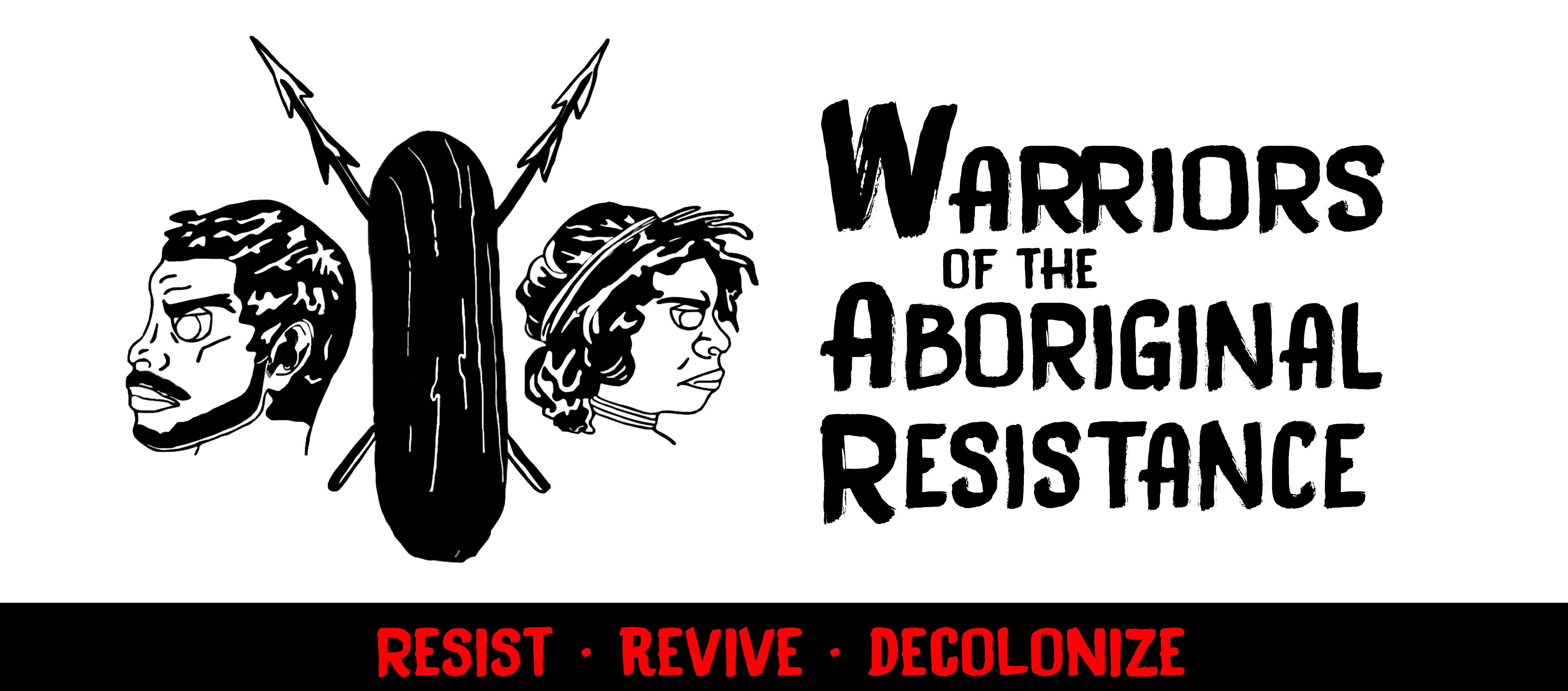 Warriors Of Aboriginal Resistance Burns Butcher S Apron In