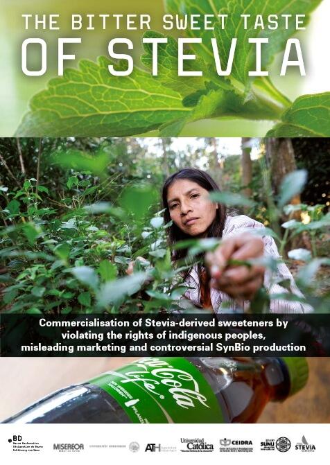 The Bittersweet Taste of Stevia
