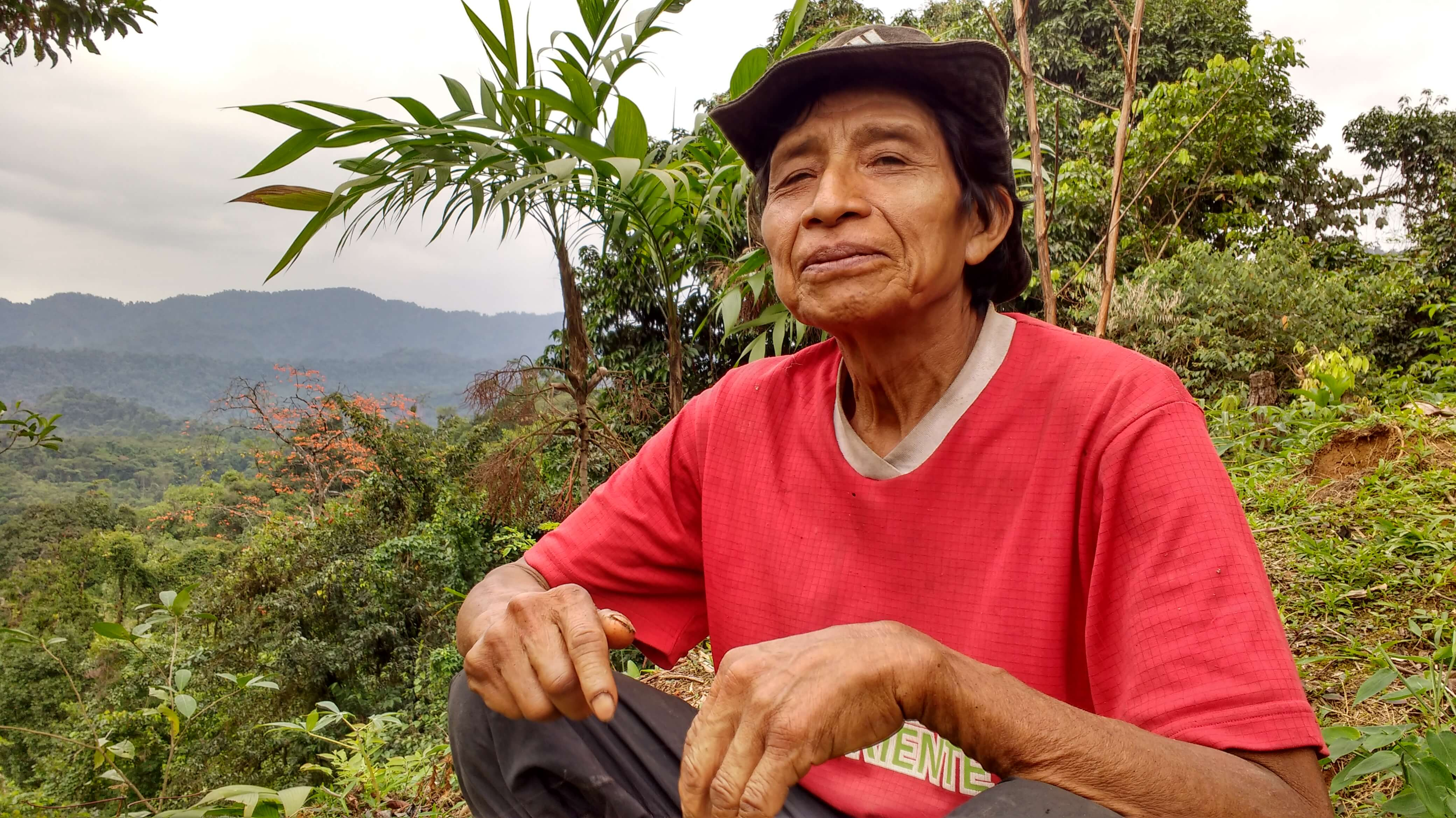 Until the Colombian government establishes a Tuberculosis Clinic in Cubará, the town's under-resourced health clinic is unable to properly identify or treat the disease such as in the case of Kuiuru Kobeua, who was sent home from the hospital with nothing but painkillers. Photo: Jake Ling