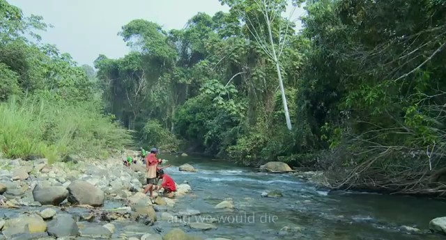 Pakitzapango Dam risks film
