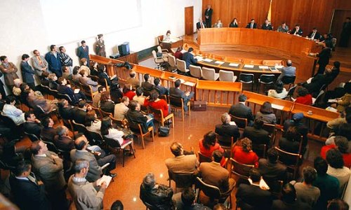 A glance at Colombia's Constitutional Court. Photo m24digital.com
