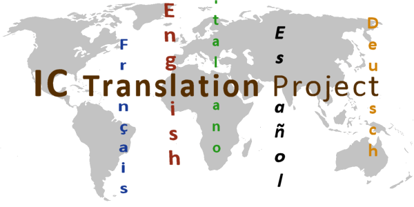 ic translation project