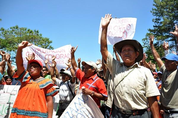 ngobe-protesters