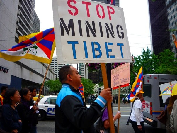 PHOTO: www.stopminingtibet.com