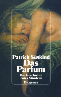 """Das Parfum"" Book Cover"
