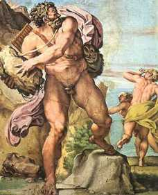 Polyphemus and Acis (Gianlorenzo Bernini)