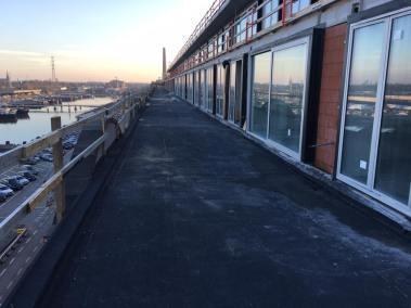 Roofing dok noord gent