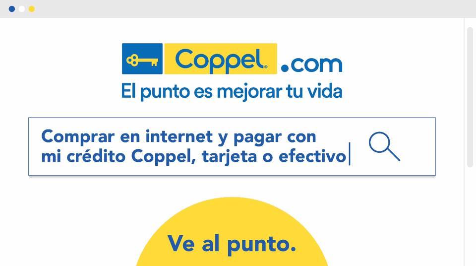Coppel: Entregas de paquetes automatizado