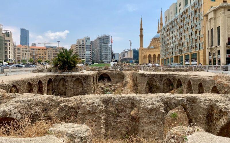 Edificio Otomano en Beirut