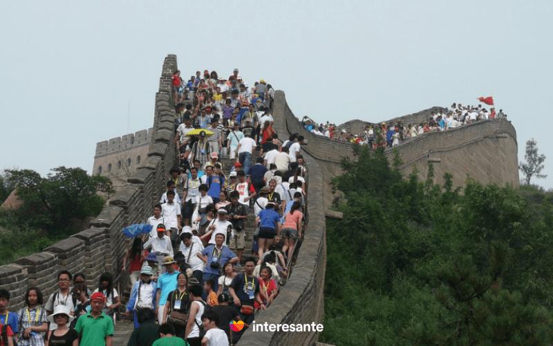 muralla china año nuevo chino