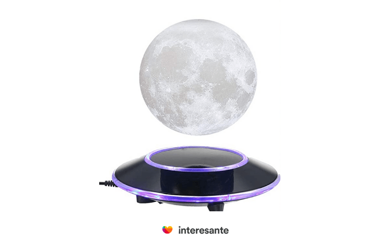 Lampara luna