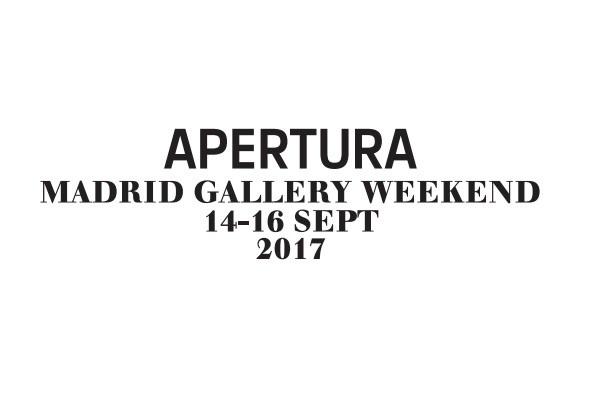 Apertura Madrid / Gallery Weekand