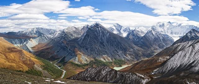 Джомолунгма — самая высокая гора в мире