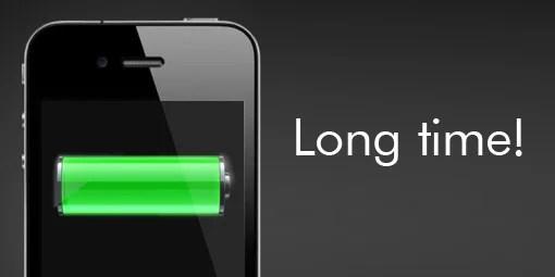 バッテリー消費効率改善!?
