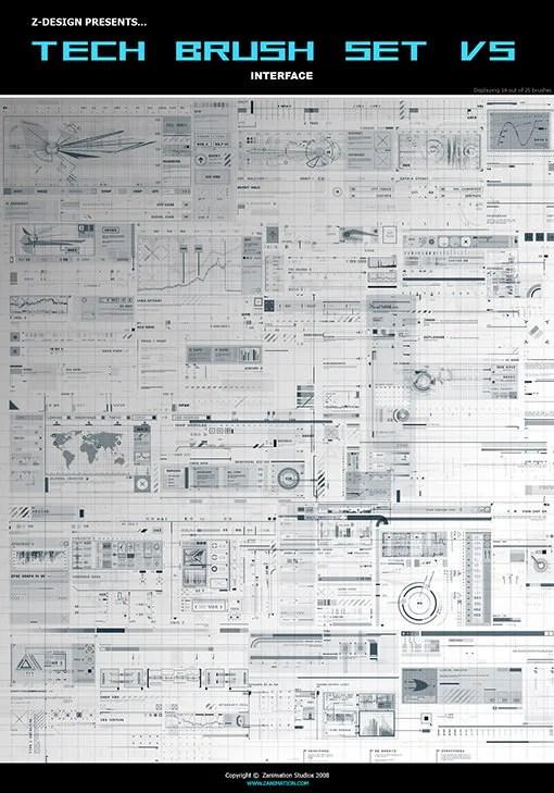 Z_DESIGN_Tech_Brushes_Set_v5_by_z_design