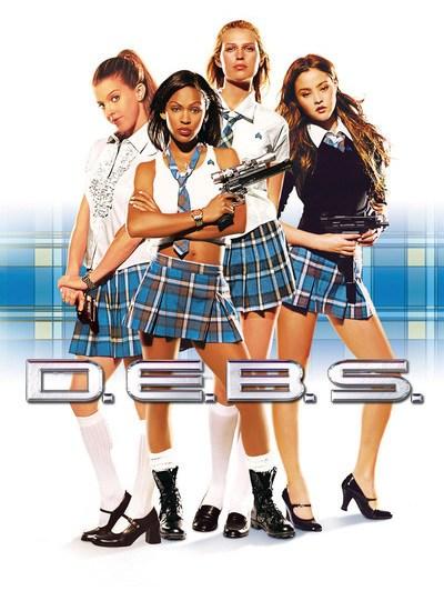 Review – D.E.B.S.