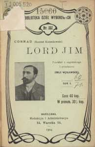 Lord Jim in Polish