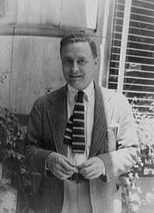 F Scott Fitzgerald by Vechten