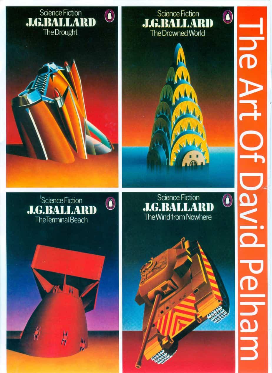 J. G. Ballard : ballard, Fascinating, Facts, About, Ballard, Interesting, Literature