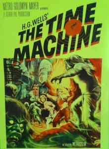 The Time Machine film poster