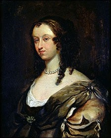 Aphra Behn portrait by Mary Beale
